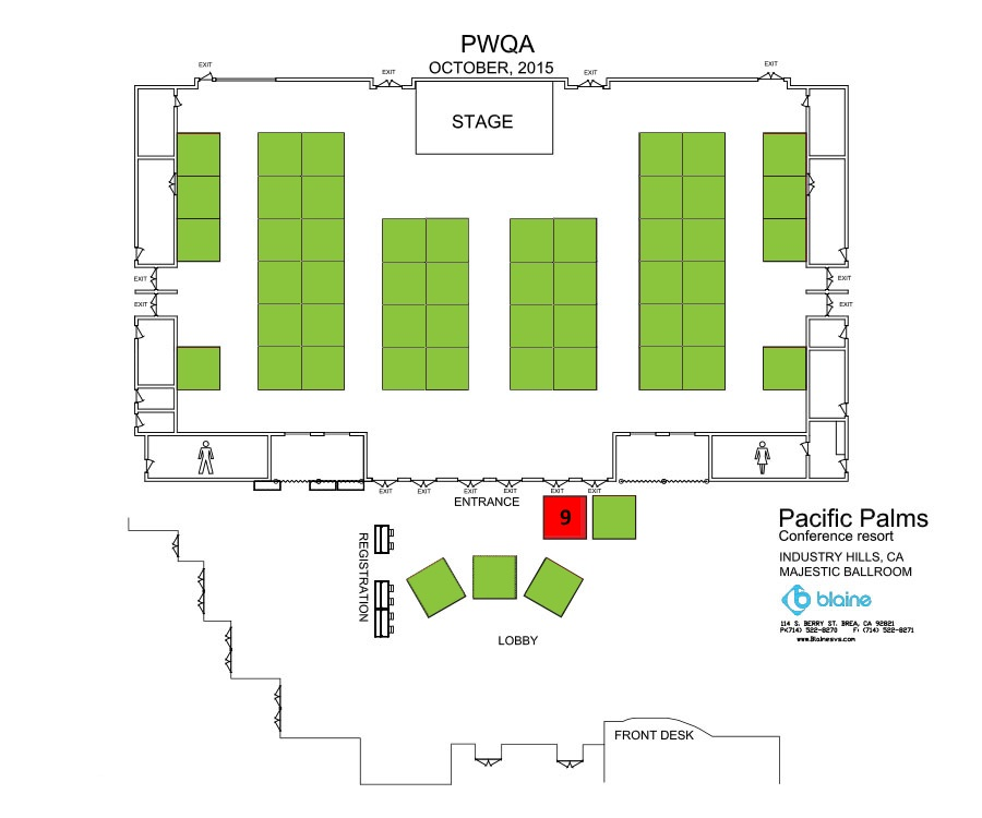 PWQA 2015 NCC Floor Plan